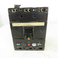 Westinghouse LC400A 400A 600V 3 Pole Circuit Breaker Adjustable Rating