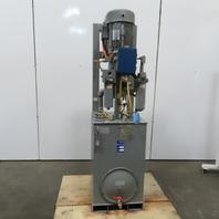 10Hp 50 Gallon Hydraulic Power Unit 208-230/460V 3 PH W/Bosch PSV SSCF 20HRM 62
