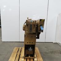 """Porter 47-A-20 Automatic Cut 18"""" Hydraulic Power Feed Radial Arm Saw 20"""" Stroke"""