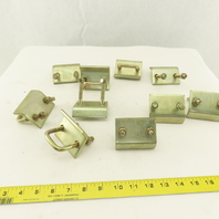 """Kindorf E760 1-1/2"""" Strut Channel To Beam Clamp Hanger Lot Of 10"""