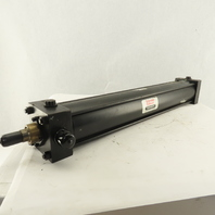 """Schrader Bellows PLG117222 3-1/2"""" Bore 21"""" Stroke Trunnion Hydraulic Cylinder"""