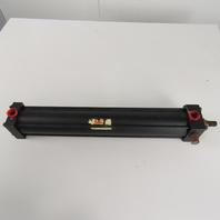 """Schrader Bellows PED117222 3-1/4"""" Bore 21"""" Stroke Trunnion Hydraulic Cylinder"""