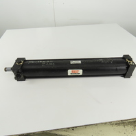 """Schrader Bellows PLD117222 3-1/4"""" Bore 21"""" Stroke Trunnion Hydraulic Cylinder"""