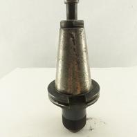 "Kennametal CV50EM100400 Cat50 End mill tool Holder 1"" Bore 4"" Projection"