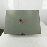 Square D PBTB-504-G Ser. 6 I-line 3 Pole Busway 400 amp Busway Tap Box 277/480V