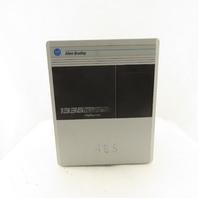 Allen Bradley 1336F-CWF20-AA-EN 500/600V Input 3Ph Frequency Drive 0/400Hz