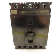 Square D Type FAL 50A Molded Case Circuit Breaker 480/240V 3 Pole
