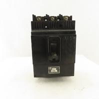 ITE Type ET 70A Molded Case Circuit Breaker 125/250V 3 Pole Frame 100