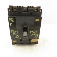 Square D 999370 70A Molded Case Circuit Breaker 600V 3 Pole