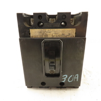 ITE EH3-B030 30A Molded Case Circuit Breaker 600V 3 Pole Adjustable Trip
