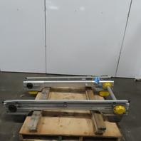 "Teckno Gemini Conveyor System 26""x 60"" Open Center  230/460V 3Ph"