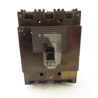Square D Type ML 100A Molded Case Circuit Breaker 3 Pole 600V