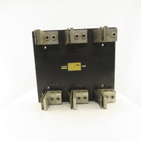 500MCM 3 Pole RK5 Style Blade Fuse Holder Block Assembly