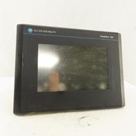 Allen Bradley 2711-T9A2 Ser B FRN 1.02 PanelView 900 Touch Screen Operator HMI