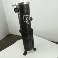 "Rosedale LCO-8 LCO330-22#150-C3P3 Size 30 Bag Basket Strainer Filter 2"" NPT"
