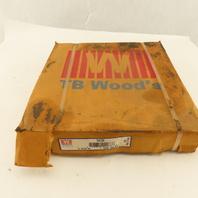 "TB Woods 942B 9.4X2B-SK 9-3/4"" OD 2 Groove A/B  V-Belt Pulley"