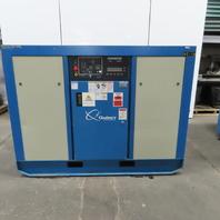 Quincy QSI245ACA31E 50Hp 460V Rotary Screw Air Compressor 50004 Hrs. 242 CFM