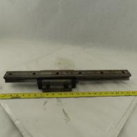 """THK HSR-45 22-3/4"""" Long Linear Rail W/1 Bearing Block"""