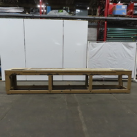 """Steel Fabrication Layout Welding Table Work Bench 178-3/4""""x28""""x34"""" High"""