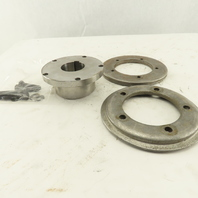 """Dodge PX70BS X 0 Tire Coupling Flange Hub Assembly 1-5/8"""" Keyed Bore"""