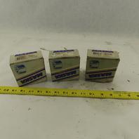 "Maska 1215 Taper Lock Bushings 1215 Size 2517 7/8"", 1"", 1-3/8"" Lot Of 3"