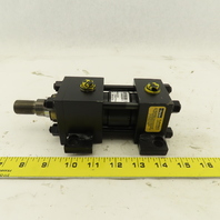 """Parker 1.50CP2HRNAT1S24A0.250 1-1/2"""" Bore 1/4"""" Stroke 3000PSI Hydraulic Cylinder"""