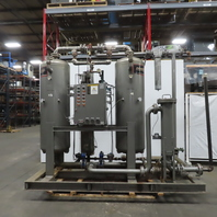 Pneumatech PE-1250 Heated Purge Desiccant Regenerative Air Dryers 1250CFM 480V