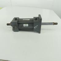 """Miller DAV81B2/2N-3.25-4 3-1/4"""" Bore 4"""" Double Ended Stroke Trunnion Cylinder"""
