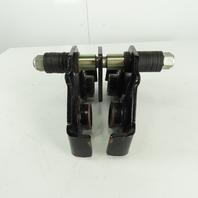 "Dayton 3MB60 1 Ton (2000LB) Manual Push-Pull Hoist Trolley 3 to 8"" Wide Beam"