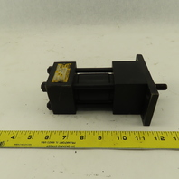 """Parker J2HLUS14 1-1/2"""" Bore 1"""" Stroke Double Acting Hydraulic Cylinder 3000 PSI"""