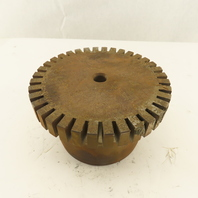 Size 1090T Grid Coupling Hub Solid Stock No Bore