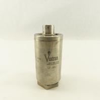 Viatran 248BMSDE 9-30VDC 0-1000PSI Transducer Pressure Switch