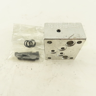 Daman AD03D05VAAB D03 To D05 Valve Subplate Adaptor Block