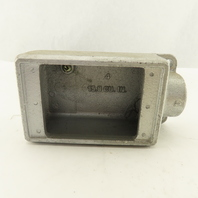 """Crouse Hinds FS2 Condulet Single Gang Electrical Box 3/4"""""""