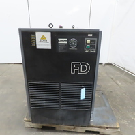Atlass Copco FD345 Refrigerated Compressed Air Dryer 230V 3Ph