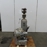 GHH Rand CDA96 Single Stage Oil Free Rotary Screw Compressor Package