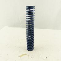 """Moeller RML125-700 1-1/4 x 7 Long 5/8"""" Hole Diameter Blue Med Load Die Spring"""