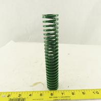 """Moeller RLL125-700 1-1/4 x 7 Long 5/8"""" Hole Diameter Green Lite Load Die Spring"""