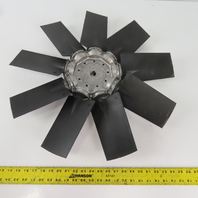 """24"""" Industrial 9 Blade Variable Pitch Axial Flow Fan Wheel 7/8"""" Bore"""