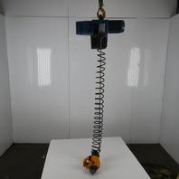 Demag DCMS-PRO 1-125 1/1 H2.8 VS30-30 275LB Electric Hoist 15' Lift 460V 3Ph