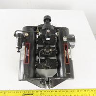 """Pneumatech S-150 ConservAIR 2"""" NPT 750scfm Air Pressure Regulator Stabilizer"""