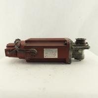 Yaskawa USASEM-18YRW12 AC Servo Motor 1.54kW 2000RPM And Gear Head