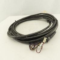 Yaskawa 133290-1 Multi Conductor Teach Pendant Cable 8M