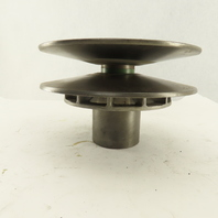 """7-5/8"""" OD Variable Pitch Drive Pulley Sheave Single Belt 7/8"""" Bore"""