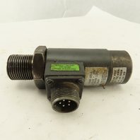 Eaton 3124-20K Inline Compression Hydraulic Cylinder Rod Load Cell 20,000Lbs.