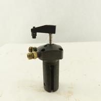 "Vektek P1-5040-00 Pneumatic Swing Clamp 1/4 Turn 3/4"" Stroke 1-1/4 Mounting Bore"