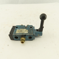 MAC 180001-112-0023 2 Position Pneumatic Manual Spool Valve