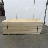 "3/8""x96""L OSB (85) 22-3/8"" & (85) 18-5/8"" Sheets Sheating Board Bunk Lot of 170"