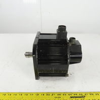 Nachi MFM552Q3V 5.5kW 2000RPM 32mm Shaft AC Servo Motor W/Brake & Encoder