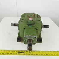 Ohio Gear RA-4 3:1 Ratio Dual Output Shaft Winch Style Gear Reducer